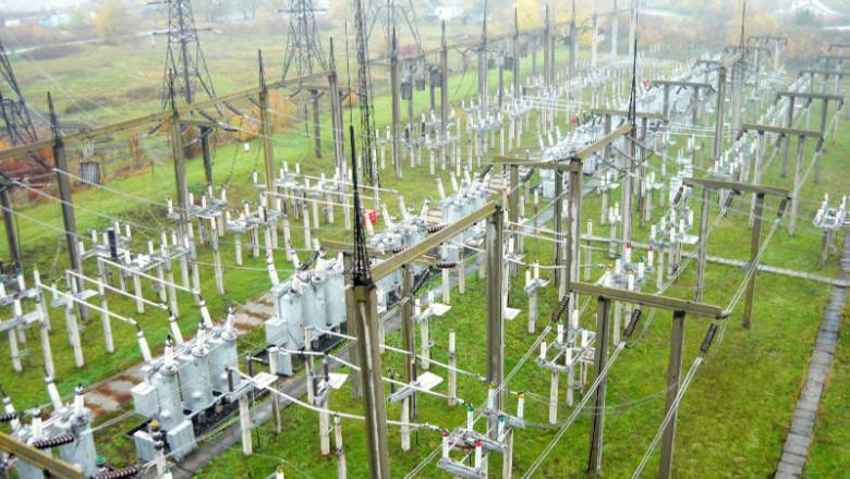 Подстанция «Губкин» 330 кВ в Белгородской области